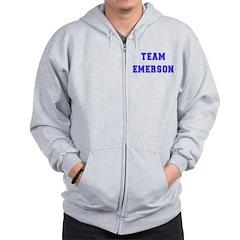 Team Emerson Zip Hoodie