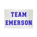 Team Emerson Rectangle Magnet (10 pack)