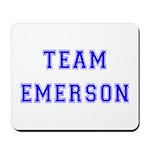 Team Emerson Mousepad