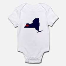 Football Country Infant Bodysuit