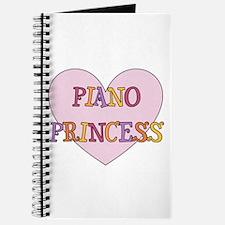 Piano Gift Journal