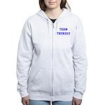 Team Thoreau Women's Zip Hoodie