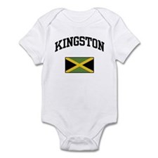 Kingston Jamaica Infant Bodysuit