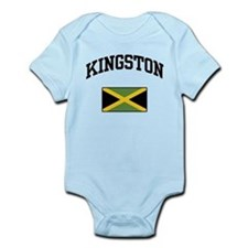 Kingston Jamaica Onesie