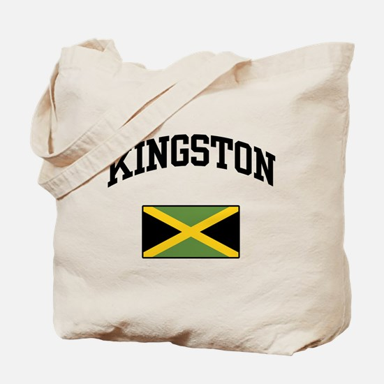 Kingston Jamaica Tote Bag
