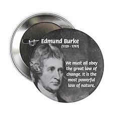 """Edmund Burke 2.25"""" Button (10 pack)"""