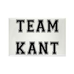 Team Kant Rectangle Magnet (100 pack)