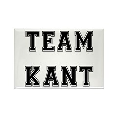 Team Kant Rectangle Magnet (10 pack)