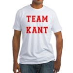Team Kant Fitted T-Shirt
