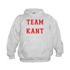 Team Kant Kids Hoodie