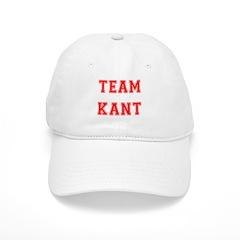 Team Kant Baseball Cap