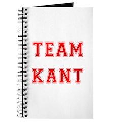Team Kant Journal