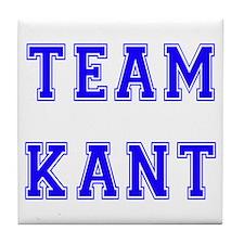 Team Kant Tile Coaster