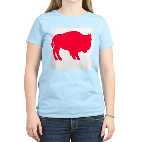 Buffaladies Women's Light T-Shirt
