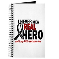 Never Knew A Hero 2 MELANOMA (Wife) Journal