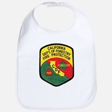 CDF Forestry Fire Bib
