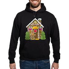 Gingerbread House Hoodie