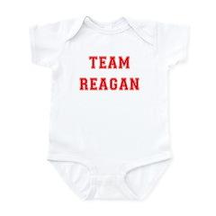 Team Reagan Infant Bodysuit