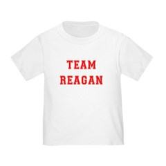 Team Reagan Toddler T-Shirt