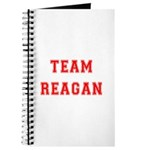 Team Reagan Journal