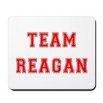 Team Reagan Mousepad