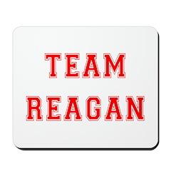 Team Reagan Mousepad