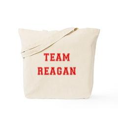 Team Reagan Tote Bag