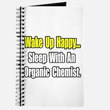 """Sleep w/ Organic Chemist"" Journal"