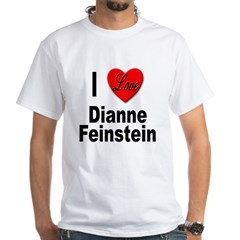 I Love Dianne Feinstein Shirt