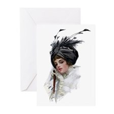 HIGH STYLE Greeting Cards (Pk of 10)