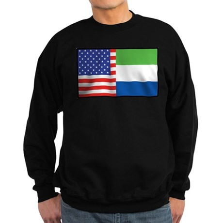 USA/Sierra Leone Sweatshirt (dark)