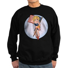 Dainty America Sweatshirt