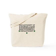 Cute Department Tote Bag