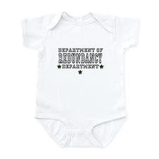 Cute Idiot Infant Bodysuit