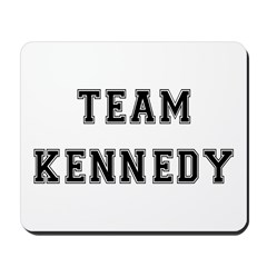 Team Kennedy Mousepad