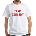 Team Kennedy White T-Shirt