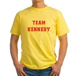 Team Kennedy Yellow T-Shirt