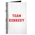 Team Kennedy Journal
