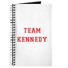 Team Kennedy Journal
