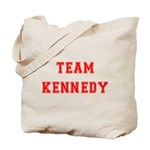 Team Kennedy Tote Bag