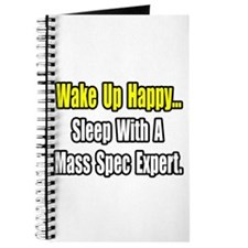 """..Sleep w/ Mass Spec Expert"" Journal"