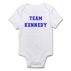 Team Kennedy Infant Bodysuit