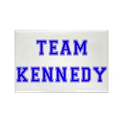 Team Kennedy Rectangle Magnet