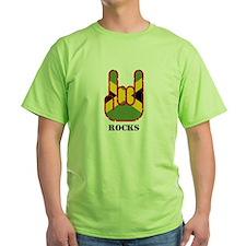 Jamaica Rocks T-Shirt