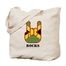 Jamaica Rocks Tote Bag