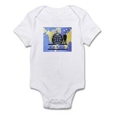 THE MAN FROM UNCLE Infant Bodysuit