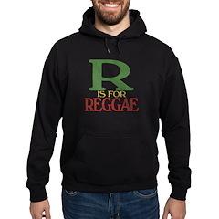 R is for Reggae Hoodie