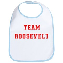 Team Roosevelt Bib