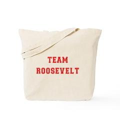 Team Roosevelt Tote Bag