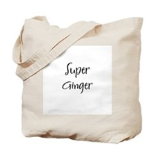 Super Ginger Tote Bag